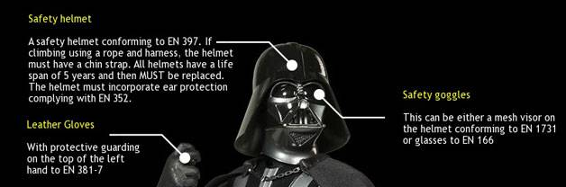 Darth Vader's Guide to Landscaping