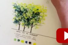 Top 10 YouTube Tutorials for Drawing Trees