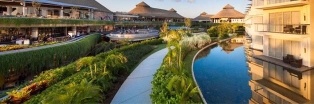 Sheraton Bali Kuta Resort. Credit: Enviro Tec