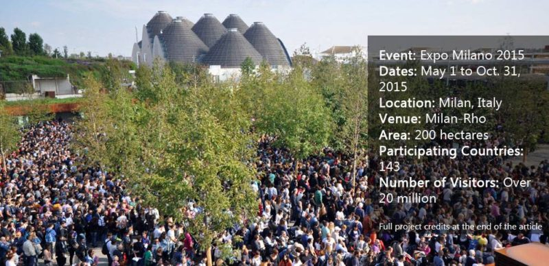 10 Highlights From Expo Milano 2015 For Landscape Architects