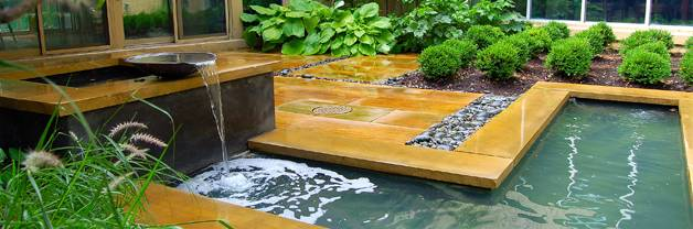 Award Winning Small Garden Design Land8