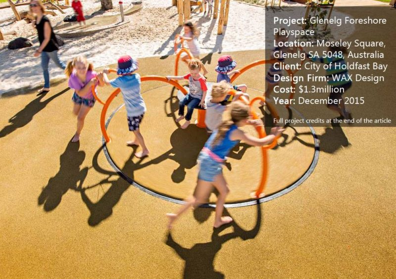 Is Glenelg Foreshore Playspace Everything Children Want?