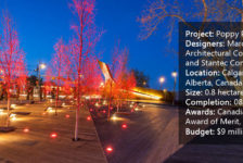 Poppy Plaza by Marc Boutin Architectural Collaborative and Stantec Consulting, Calgary, CanadaPoppy Plaza by Marc Boutin Architectural Collaborative and Stantec Consulting, Calgary, Canada