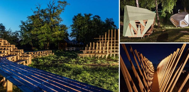 Hello Wood  : Crafting Inspiring Milestones in Timber While Exploring  Sustainable Design