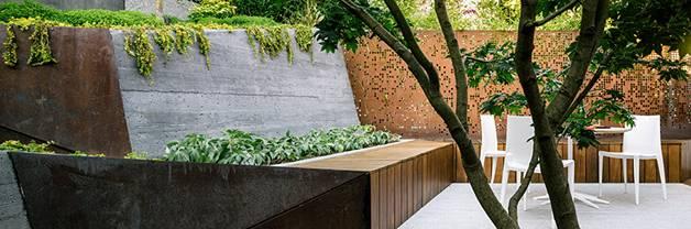 Hilgard Garden. Credit: Mary Barensfeld Architecture