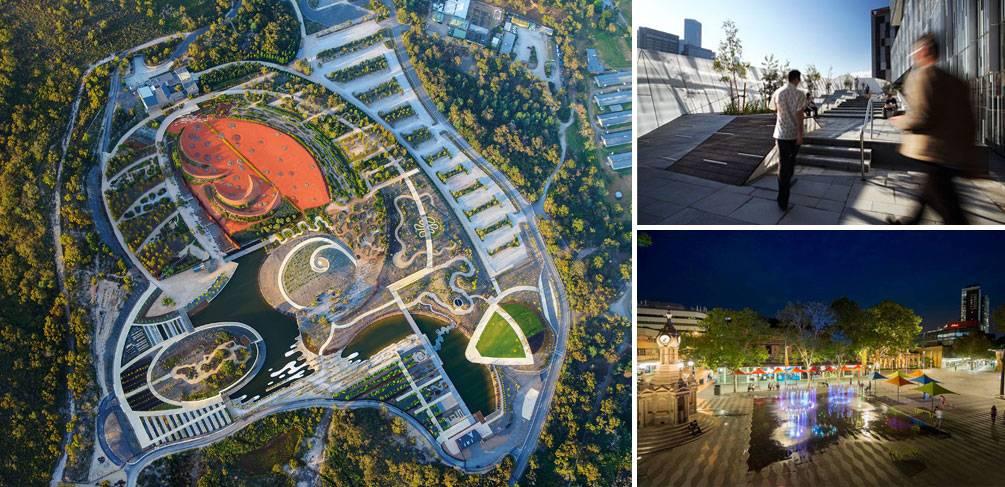 10 of the best tourist spots for landscape architecture in for Best landscape architects