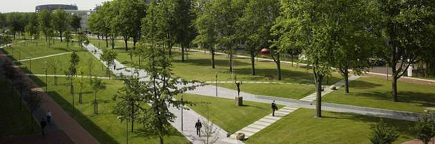 How to Transform a Road into a Spectacular Park u2013 Land8