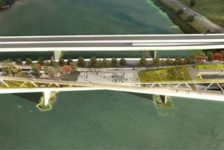 Landscape-Architecture - 11th Street Bridge Park, OMA + OLIN Design, Washington, D.C.