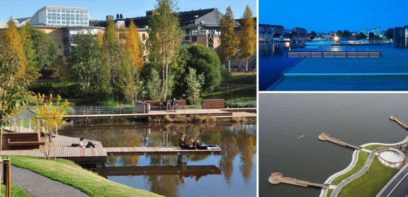 Sweden's Got Talent – 10 Examples of Landscape Architecture in Sweden