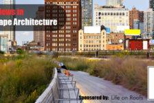 Latest news in landscape architecture