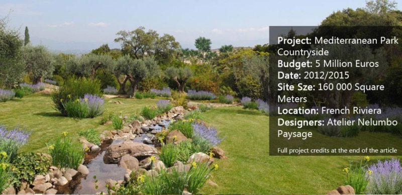 The Best Way to Design a Traditional Mediterranean Garden