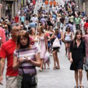 Pedestrianized Landscapes Embracing The People