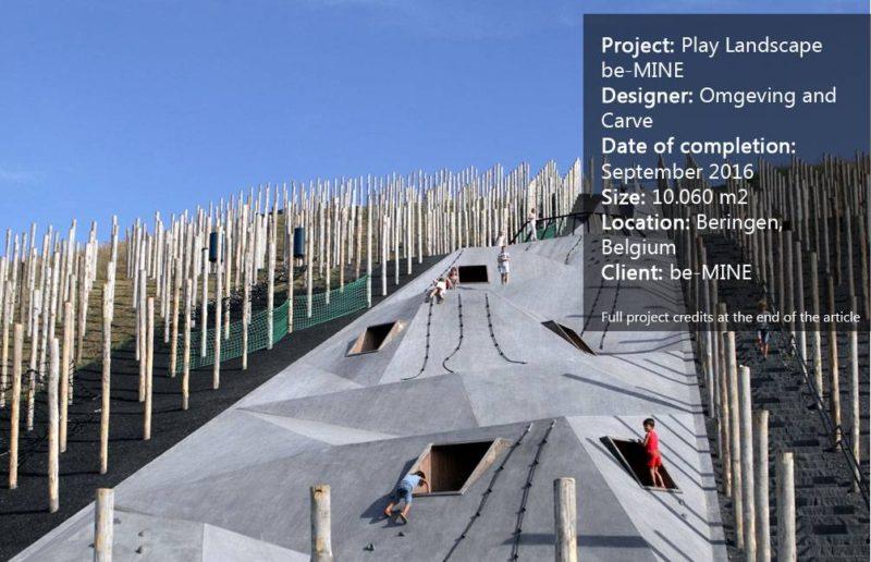Play Landscape be-MINE. Photo credit: Benoit Meeus