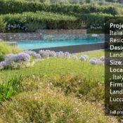 Contemporary Italian Garden Offers Renewed Inspiration