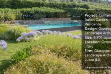 Contemporary Italian Garden Offers Renewed Inspiration