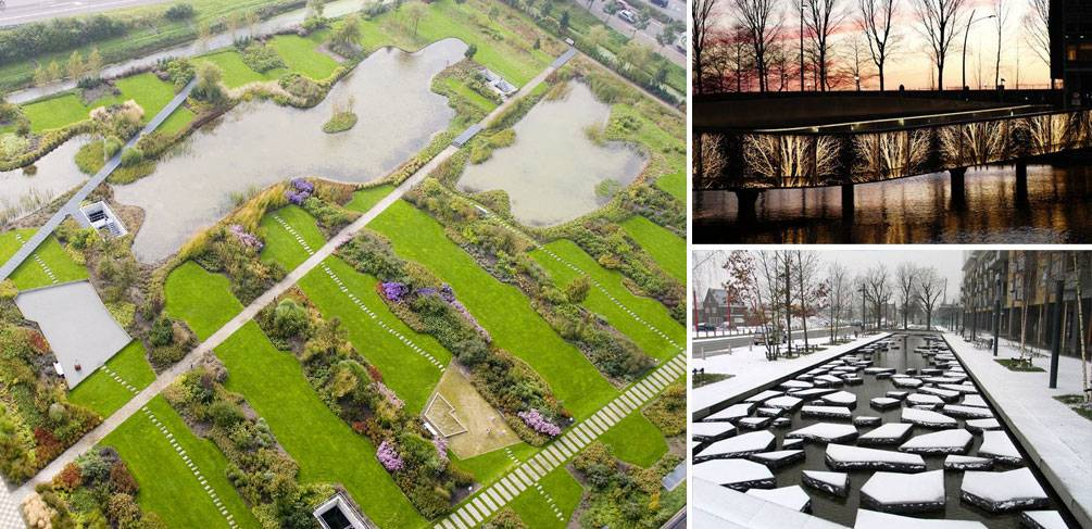 The netherlands got talent 10 awesome projects from the for Dutch landscape architects