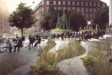 Copenhagen's First Climate Resilient Neighborhood