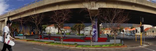 The-park-is-officially-opened-by-Alderman-Belinda-Walker