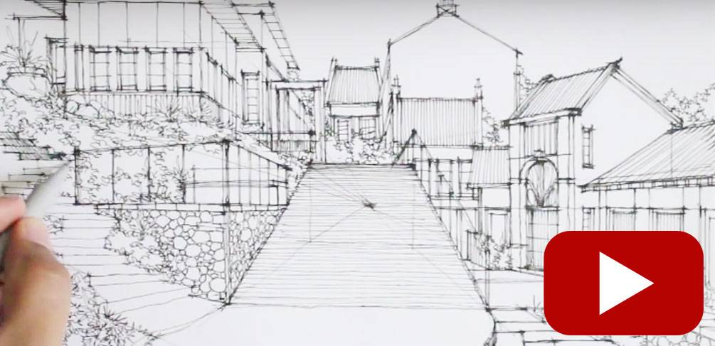 How to draw like an artist with these 10 youtube tutorials for How to be an architect