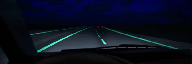 Smart-highway - Credit: 'Daan Roosegaarde' and Heijmans.