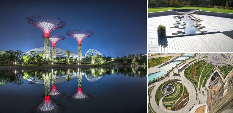 10 Projects That Put Sustainability at the Forefront of Landscape Architecture