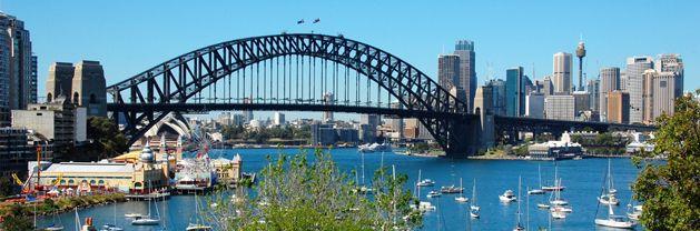 Breakfast on the Sydney Harbor Bridge: Rethinking Built Forms