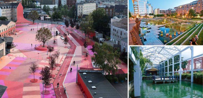 10 Extraordinary Urban Regenerative Strategies for Public Open Space