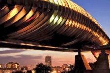 Puente de La Mujer; credit: shutterstcok.com