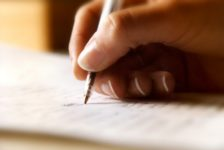 writing; credit: shutterstock.com