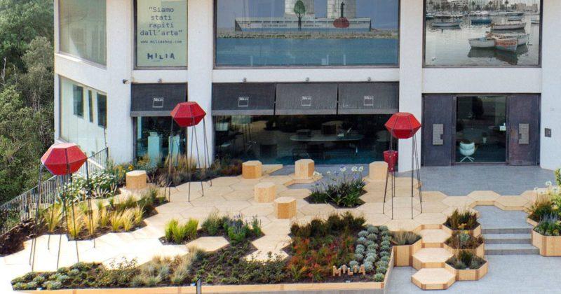 Zighizaghi Garden