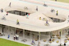 Bicycle Club. Image credit: NL Architects