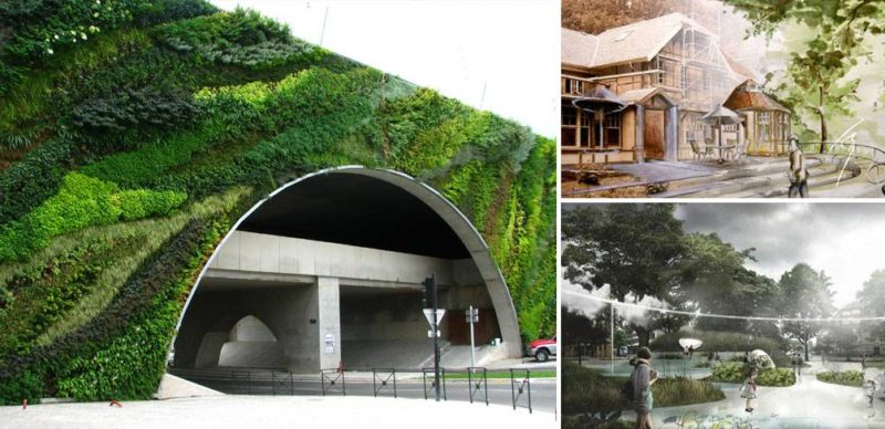 Career in landscape archtiecture
