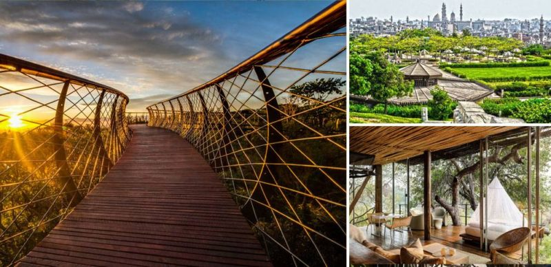 10 of the Best Tourist Spots for Landscape Architecture in Africa