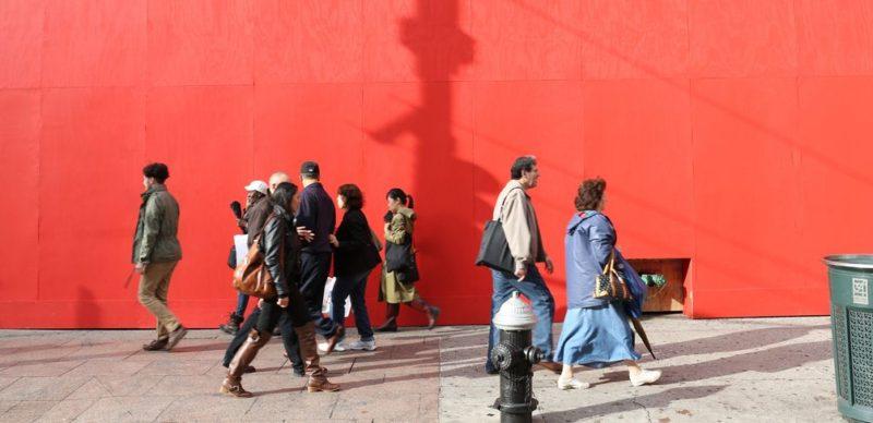 Pedestrian Etiquette