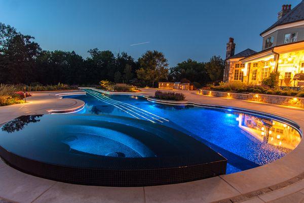 swimming pool land8. Black Bedroom Furniture Sets. Home Design Ideas