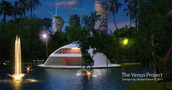 Design in The Venus Project
