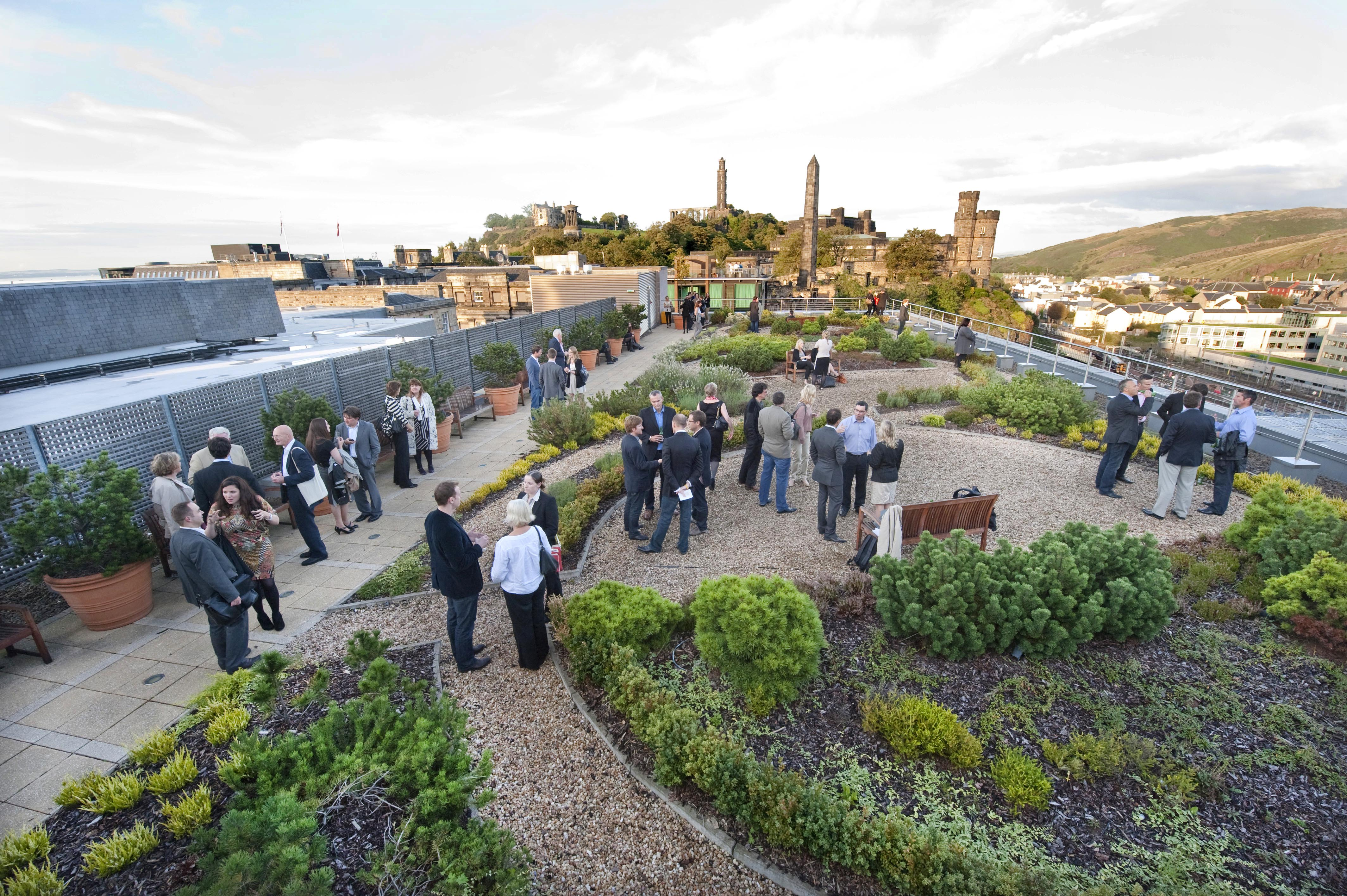 Waverley Gate Roof Garden