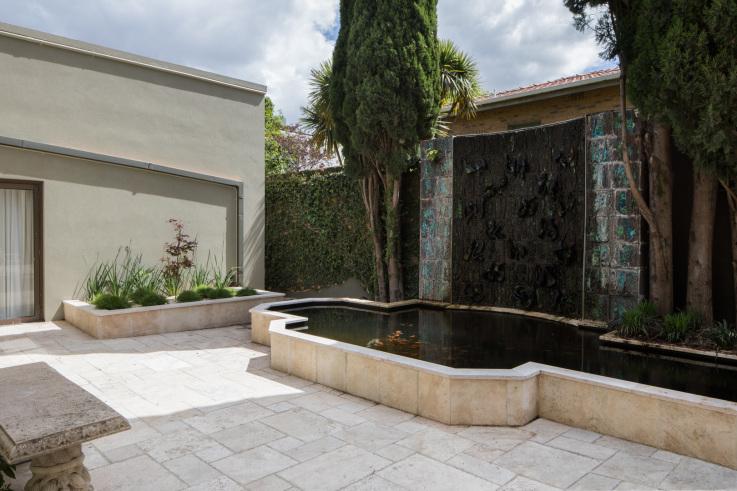 Toorak garden land8 for Xenserver pool design