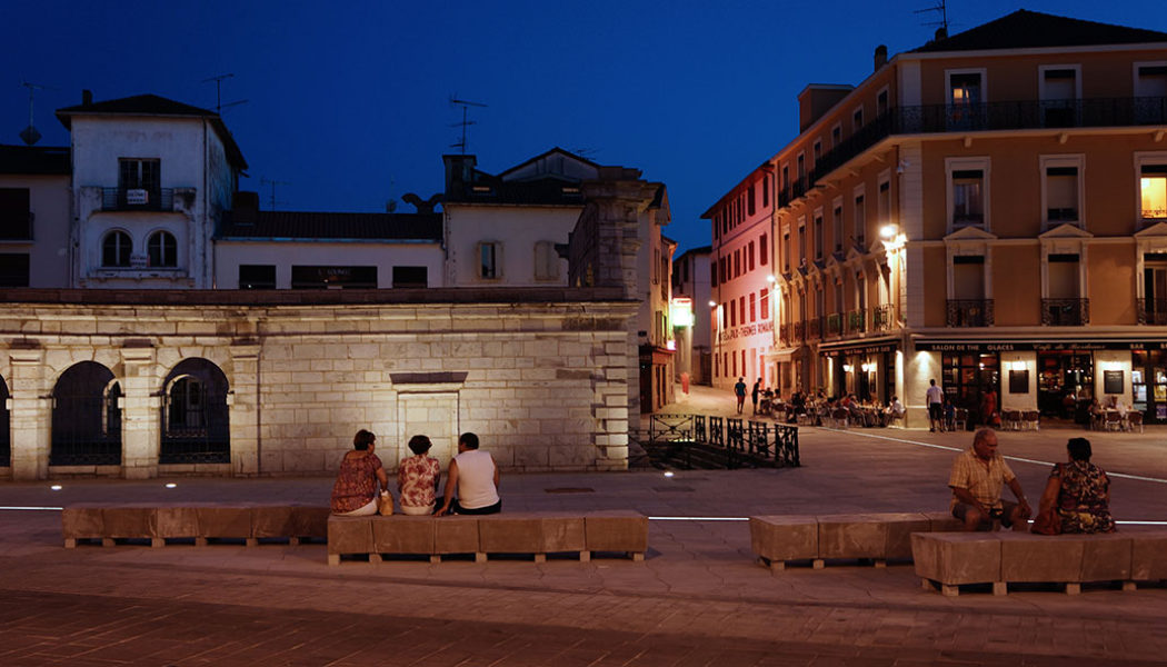 5 Key Points for Renovating Urban Space in Old Towns