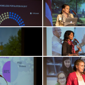 LAF Fellows Merge Research with Practice at Inaugural Symposium