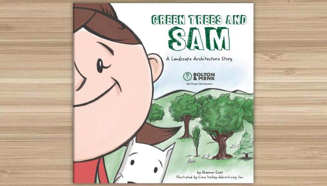 Landscape Architecture Children's Book