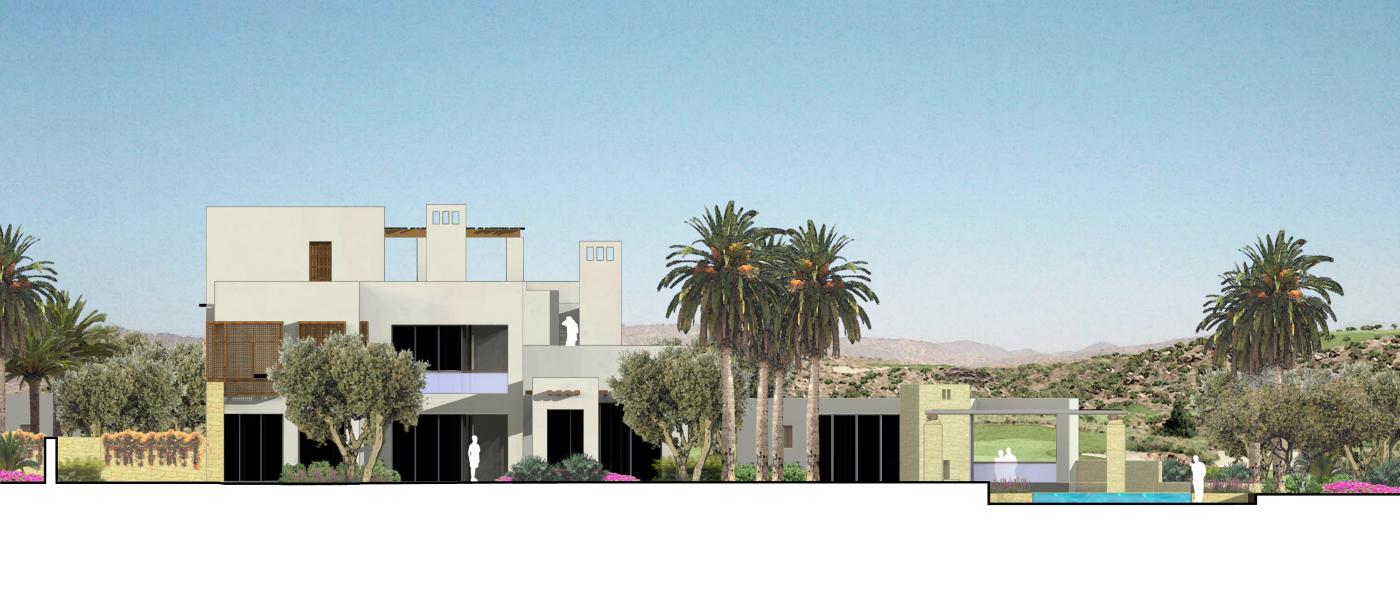 Desert Golf Villa 1