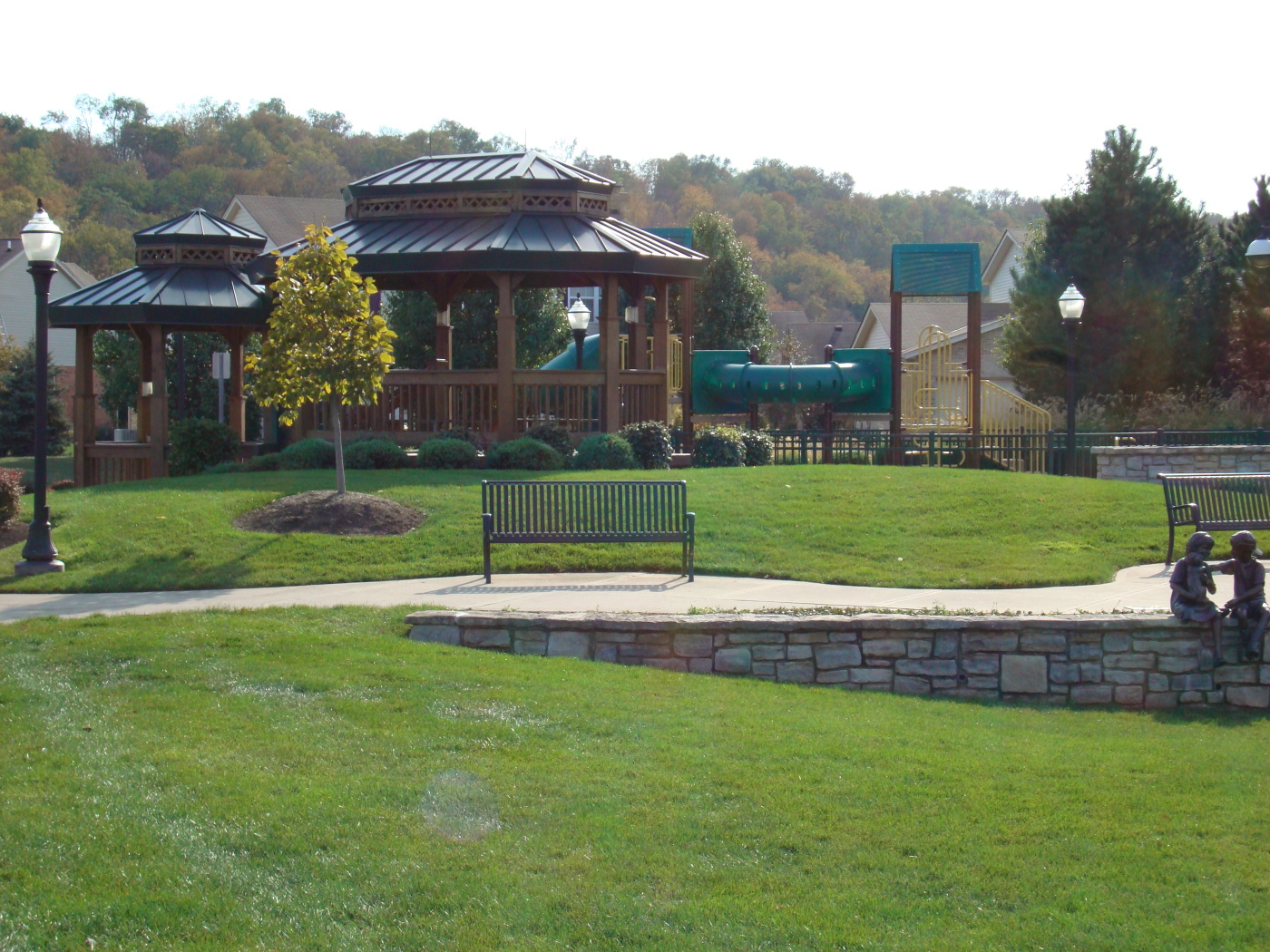 Village Green Gazebo
