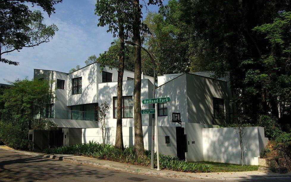 Holland Park – The 8 Box House