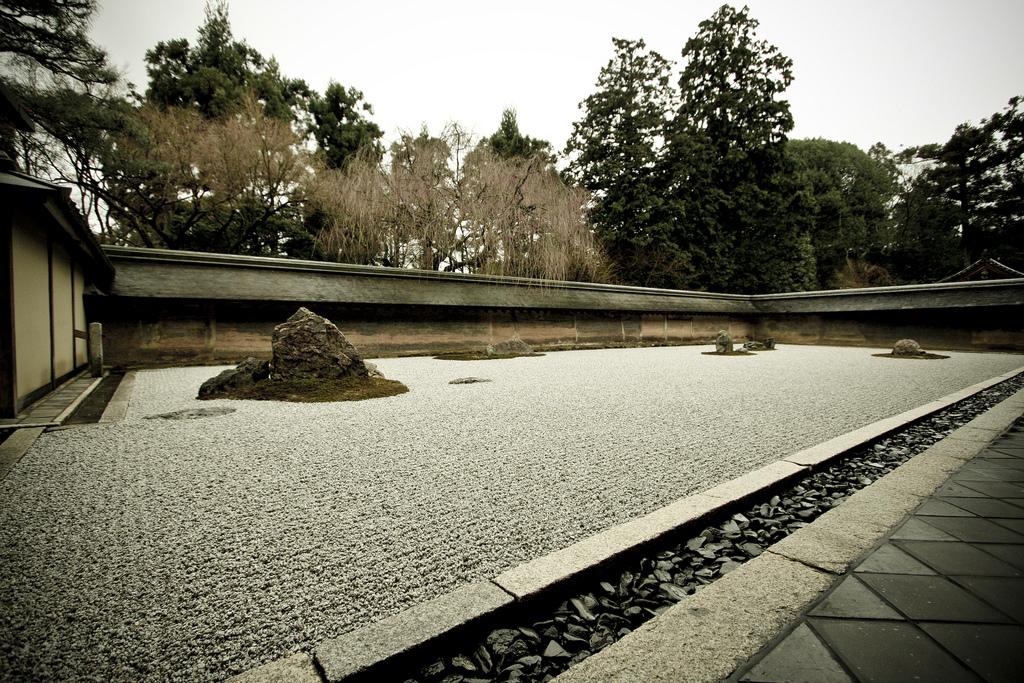 Kyoto – Ryoanji