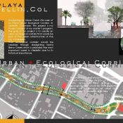 La Playa Urban ecological Corridor
