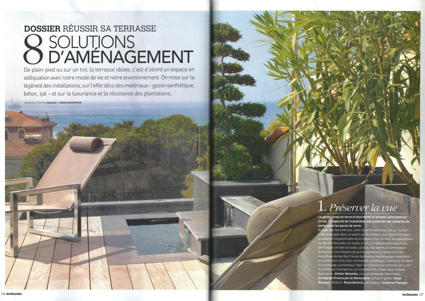 Magazine Art Et Décoration art et decoration magazine - land8