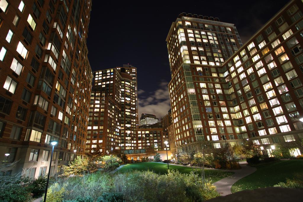 NYC – Teardrop Park