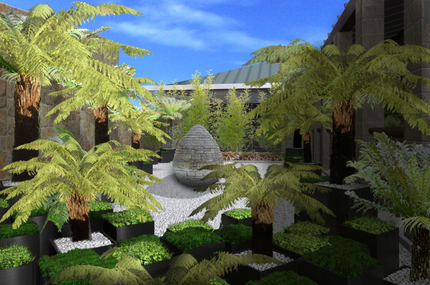 Nelumbo Garden Design (2) - Land8