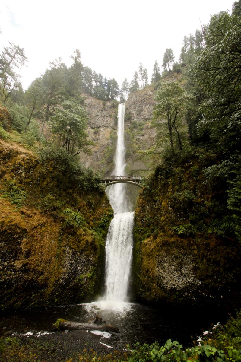 OR – Multnomah Falls